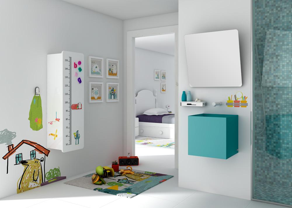 Kinderbadezimmer: Wie Funktionalität und Fantasie zusammenpassen ...