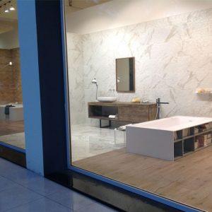 L'arredobagno Mastella scelto per il nuovo showroom Marazzi/Ragno