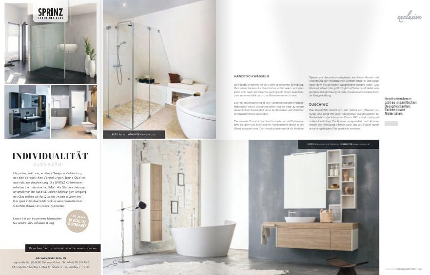 Mastella Into Exclusive Bauen Wohnen Autumn 2016 Mastella Magazine