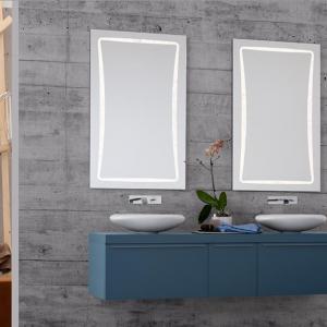 Illuminazione del bagno: lampadari per ogni stile