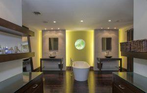 Bathroom - Matt Damon