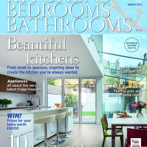 Mastella nella rivista inglese Kitchens Bedrooms & Bahtrooms