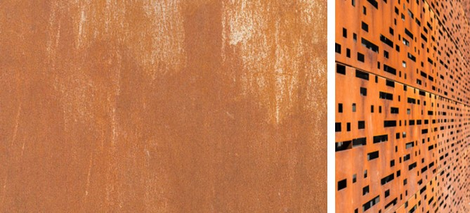 The Corten Effect In Interior Design Mastella Magazine