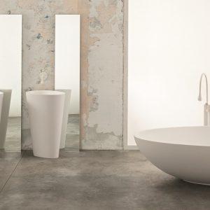 Neue Trends Im Keramischen Bereich Und Inspiration Für Das Badezimmer: Was  Werden Wir Auf Der