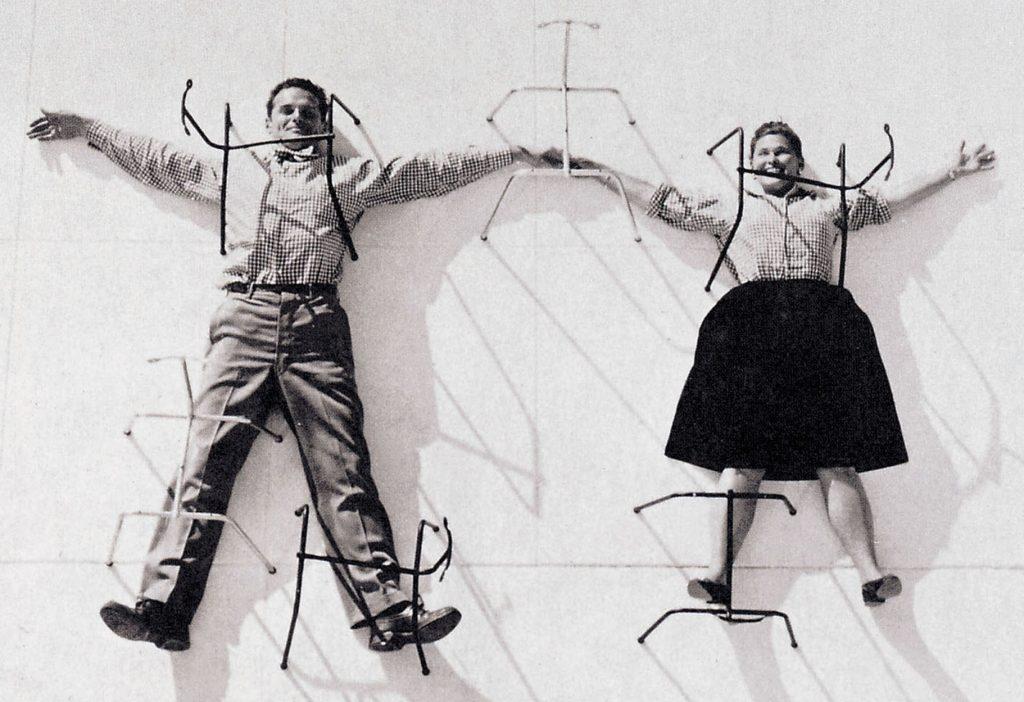 Charles & Ray Eames