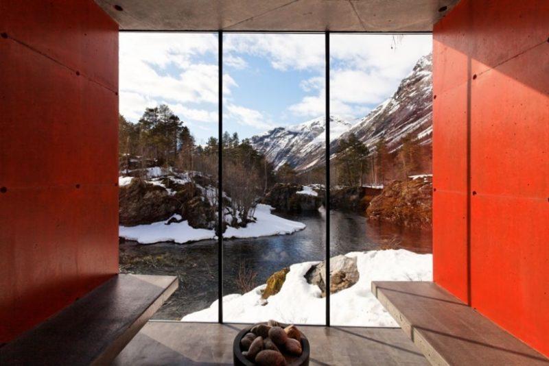 juwet hotel sauna