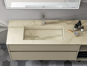 Materiali Top Lavabo_Laminam Gres