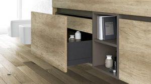 Arredo Bagno Chiaro_Rovere Chiaro