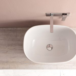 Bathroom ceramic basins: everything you need to know
