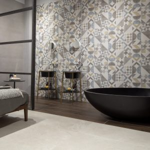 Bathroom design: 4 emerging trends for 2019 seen at Cersaie