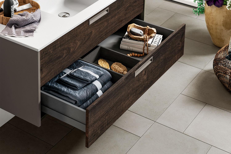 L'importanza del mobile bagno capiente