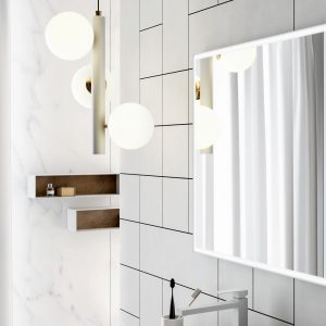Why choose LED lighting (even in the bathroom!)